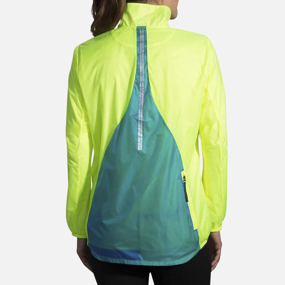 Brooks Lsd Women S Running Jacket Sportsshoes Com