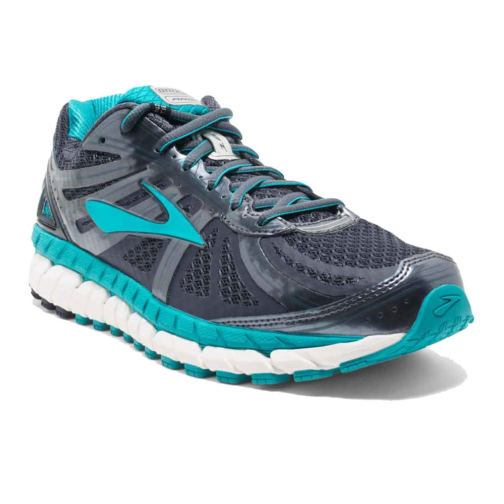 ebf9e9bcf1a Details about Brooks Womens Ariel  16 Running Shoes Trainers Sneakers Blue  Sports Breathable