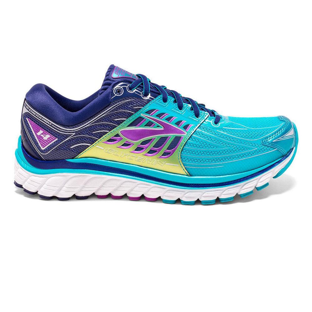 prodotti caldi offerta speciale una grande varietà di modelli Brooks Glycerin 14 per donna scarpe da corsa