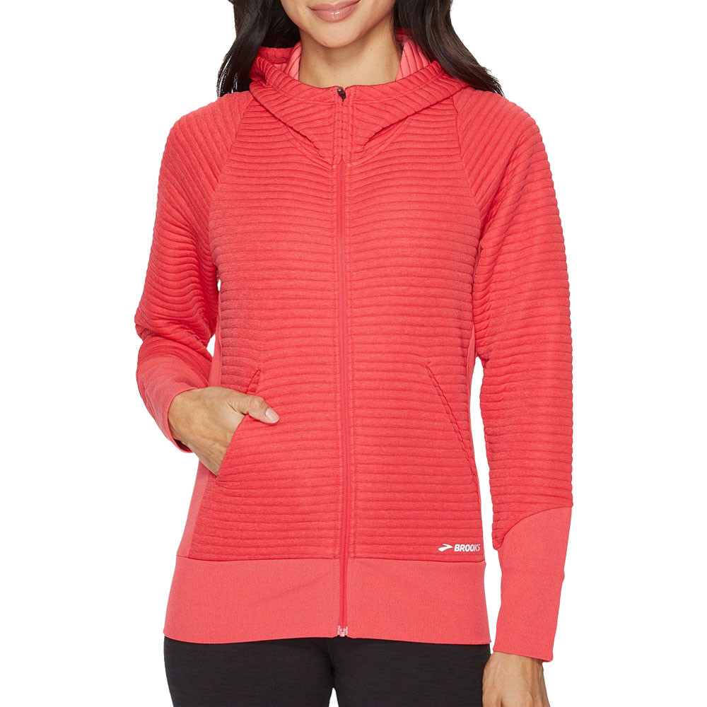 Brooks Fly-By per donna Hoodie