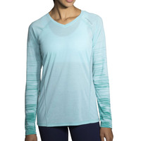 Brooks Distance para mujer camiseta de running