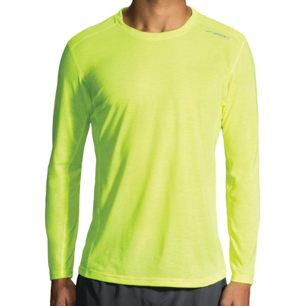 Brooks Distance Nightlife Running Top