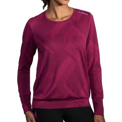 Brooks para mujer Array camiseta de running