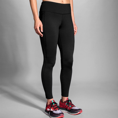 Brooks Threshold para mujer running mallas
