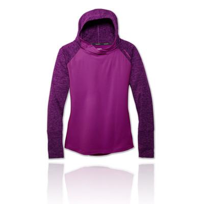Brooks Dash Women's Hooded Running Top