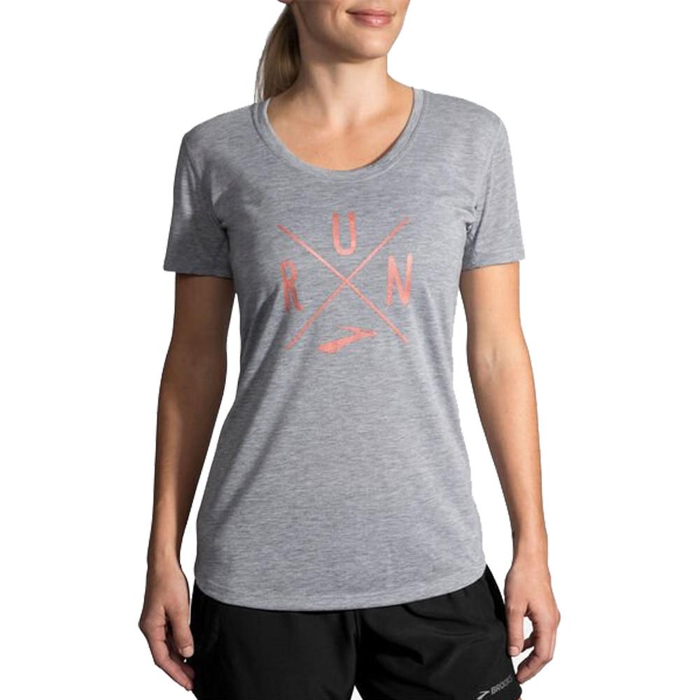 Brooks Distance Graphic Women's Running T-Shirt
