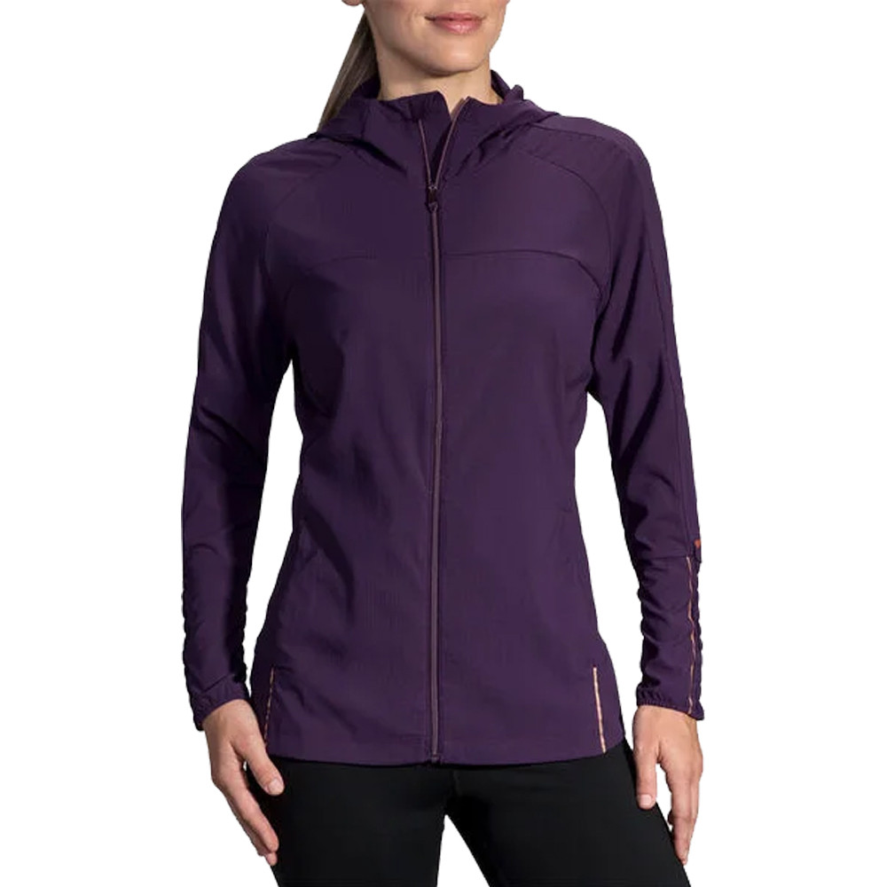 Brooks Canopy Women's Hooded Running Jacket