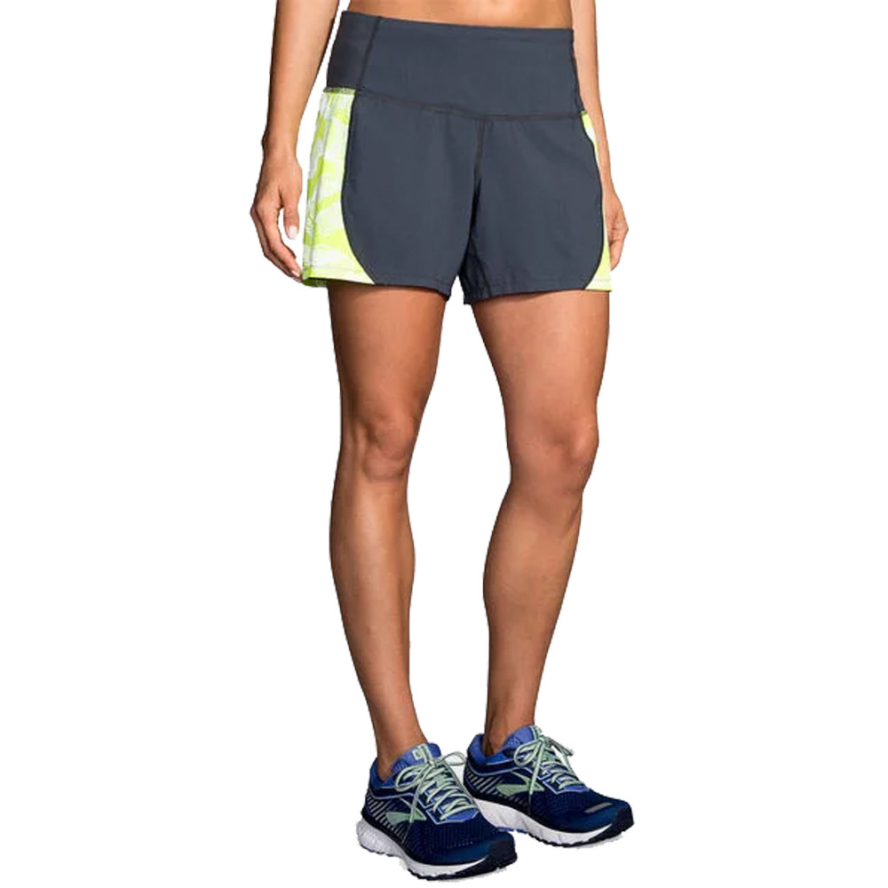 Brooks Nightlife 5 Inch Women's Running Short