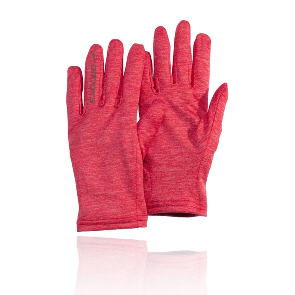 RonHill Unisex Merino Gloves Grey Sports Running Warm Breathable Lightweight