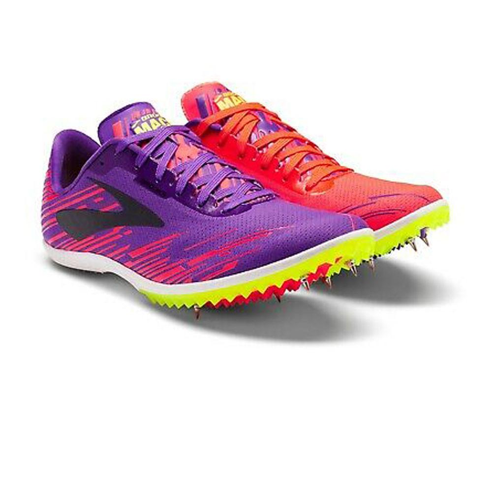 Brooks Mach 18 femmes chaussures de course à pointes