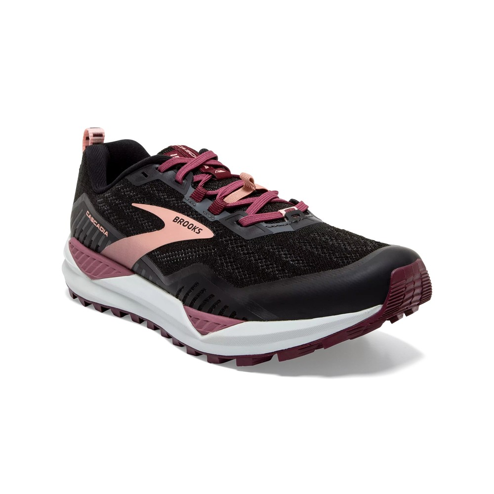 Brooks Cascadia 15 femmes chaussures de trail