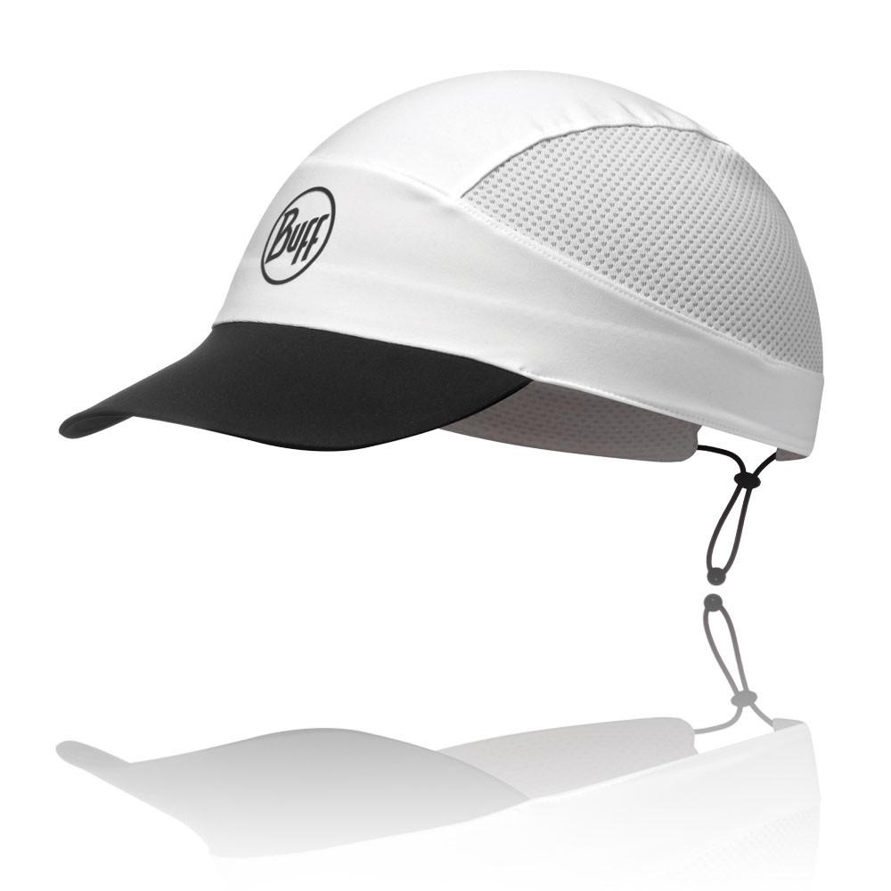 45641932ed9 Buff Pack Lite Mens White Running Sports Head Wear UV Baseball Cap ...