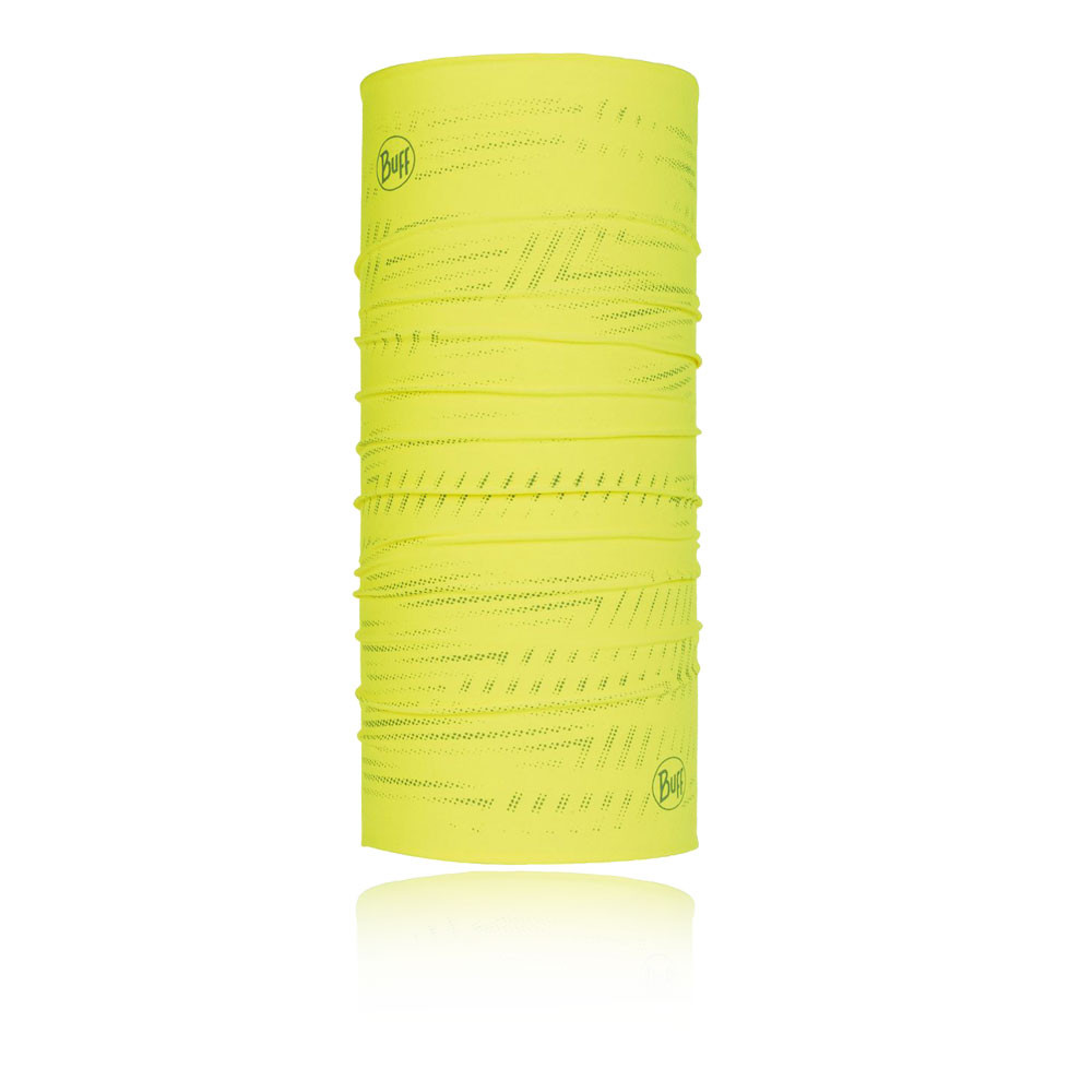 Buff RSolid Yellow Fluor Reflective - AW19