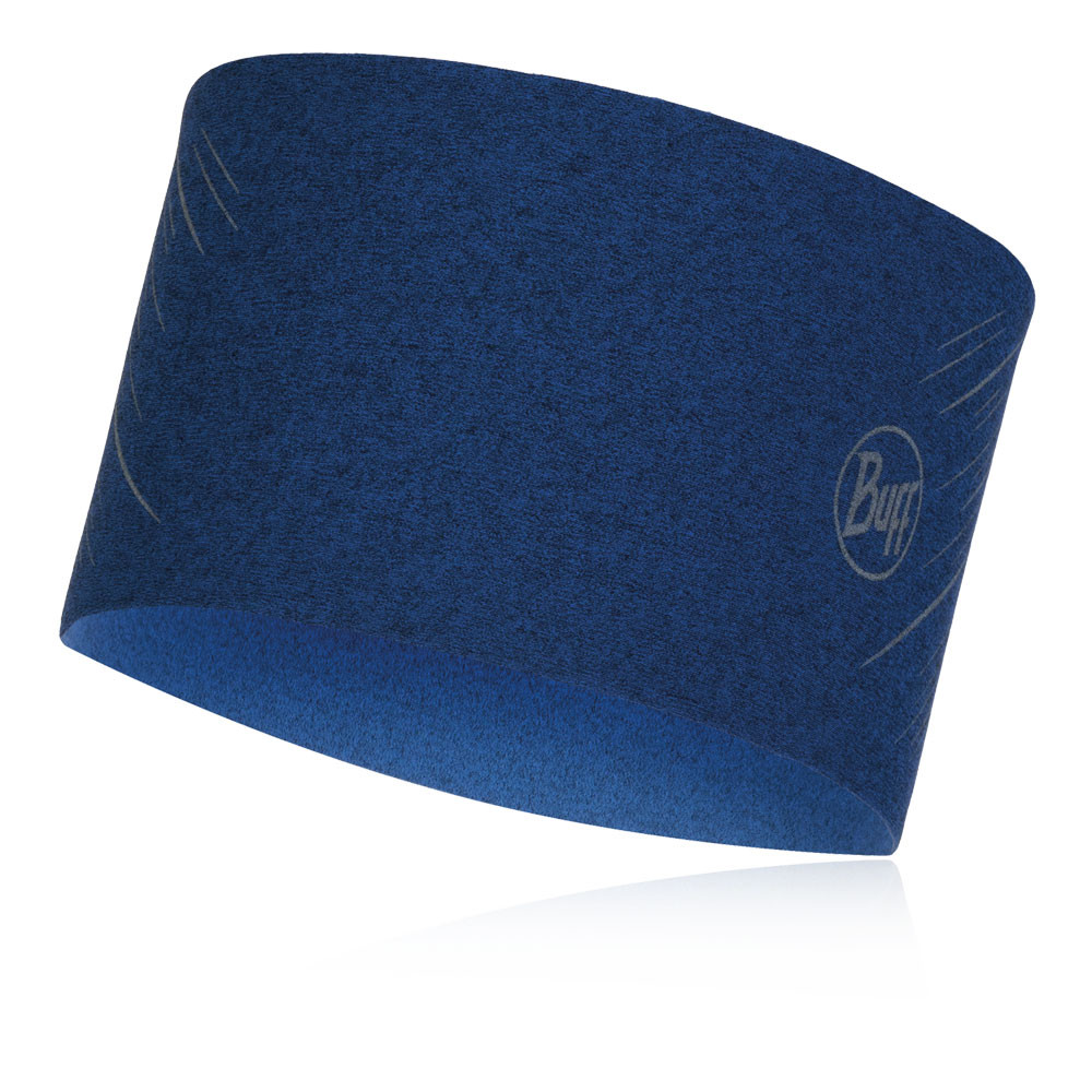 Buff RNight Blue Tech Fleece Headband - AW19