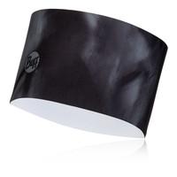 Buff Northern Lights Black Tech Fleece Headband - AW18