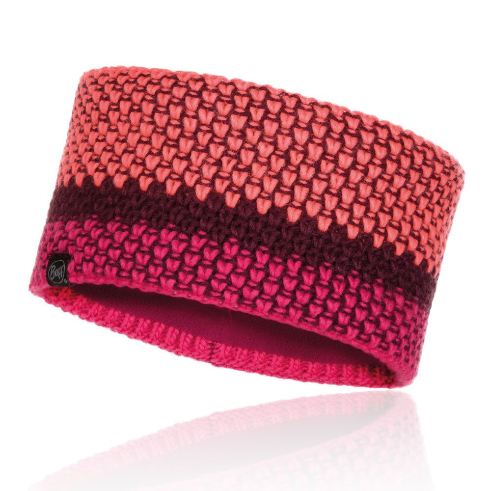 Buff Tilda Bright Pink Headband