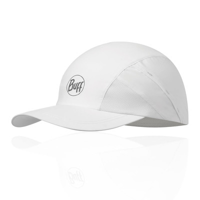 Buff Pro Run Cap R-Solid White- AW19