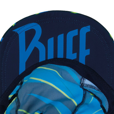 Buff Pro Run Cap R-Focus Blue- SS19