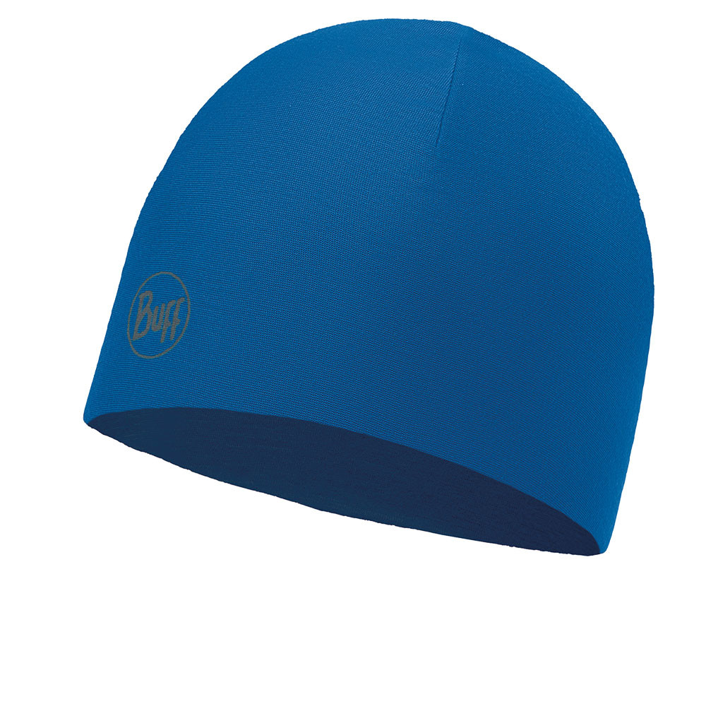 Buff Unisex Reversible Classic Micro Hat Cap Blue Sports Running Outdoors