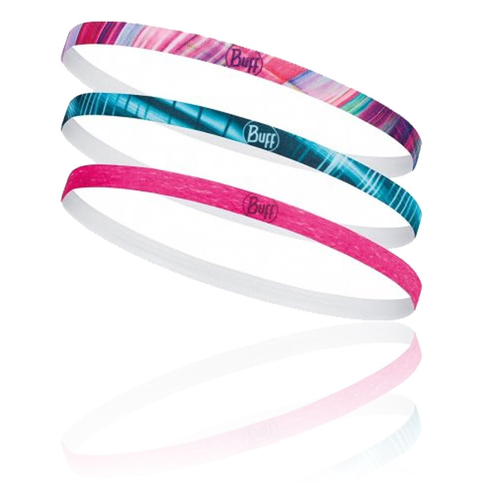 Buff Hairbands (3 Pack) - SS21