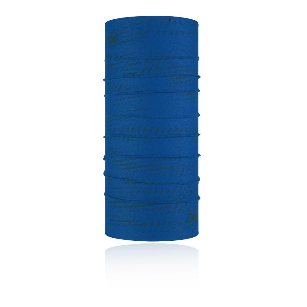 Buff Reflective Solid Olympian Tubular - AW20