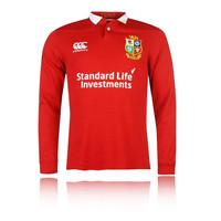 Canterbury British And Irish Lions Vapodri Matchday Classic L/S Jersey