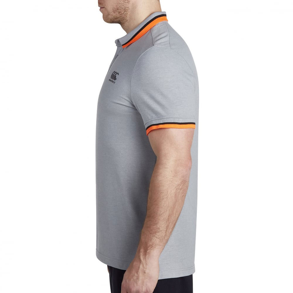Canterbury tipped polo shirt ss17 for 1083 3