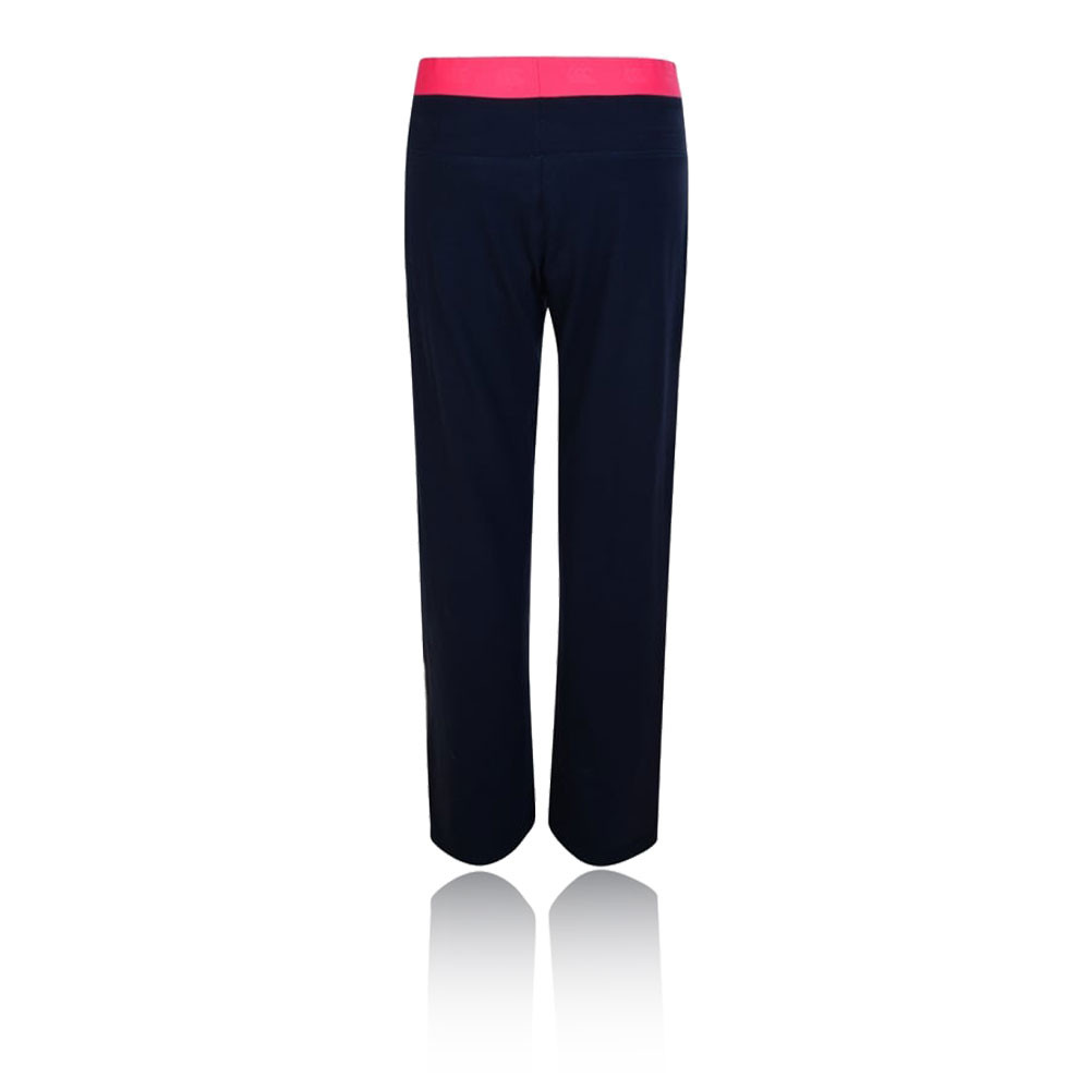 Canterbury Open Hem Contrast Waistband Fleece Women's Training Pant - SS17