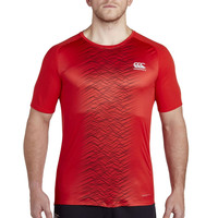 Canterbury Vapodri  Superlight Poly Graphic Training T-Shirt