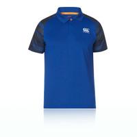 Canterbury Vapodri Graphic Poly Polo T-Shirt