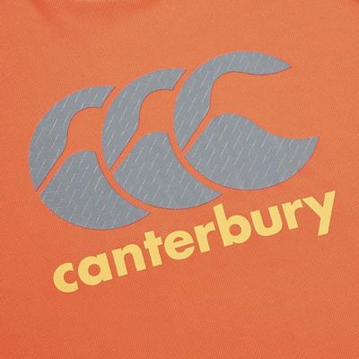Canterbury Vapodri Poly Logo T-Shirt - SS16