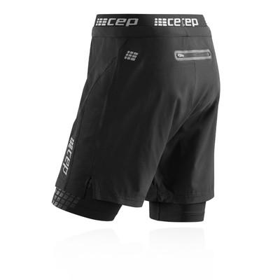 Pantalones Cortos CEP Performance 2 en 1 - AW18