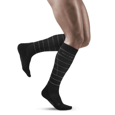 CEP Reflective Compression Socks - AW20