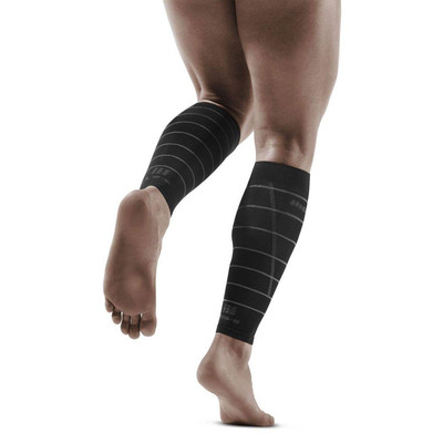 CEP Reflective Compression Calf Sleeves - AW20