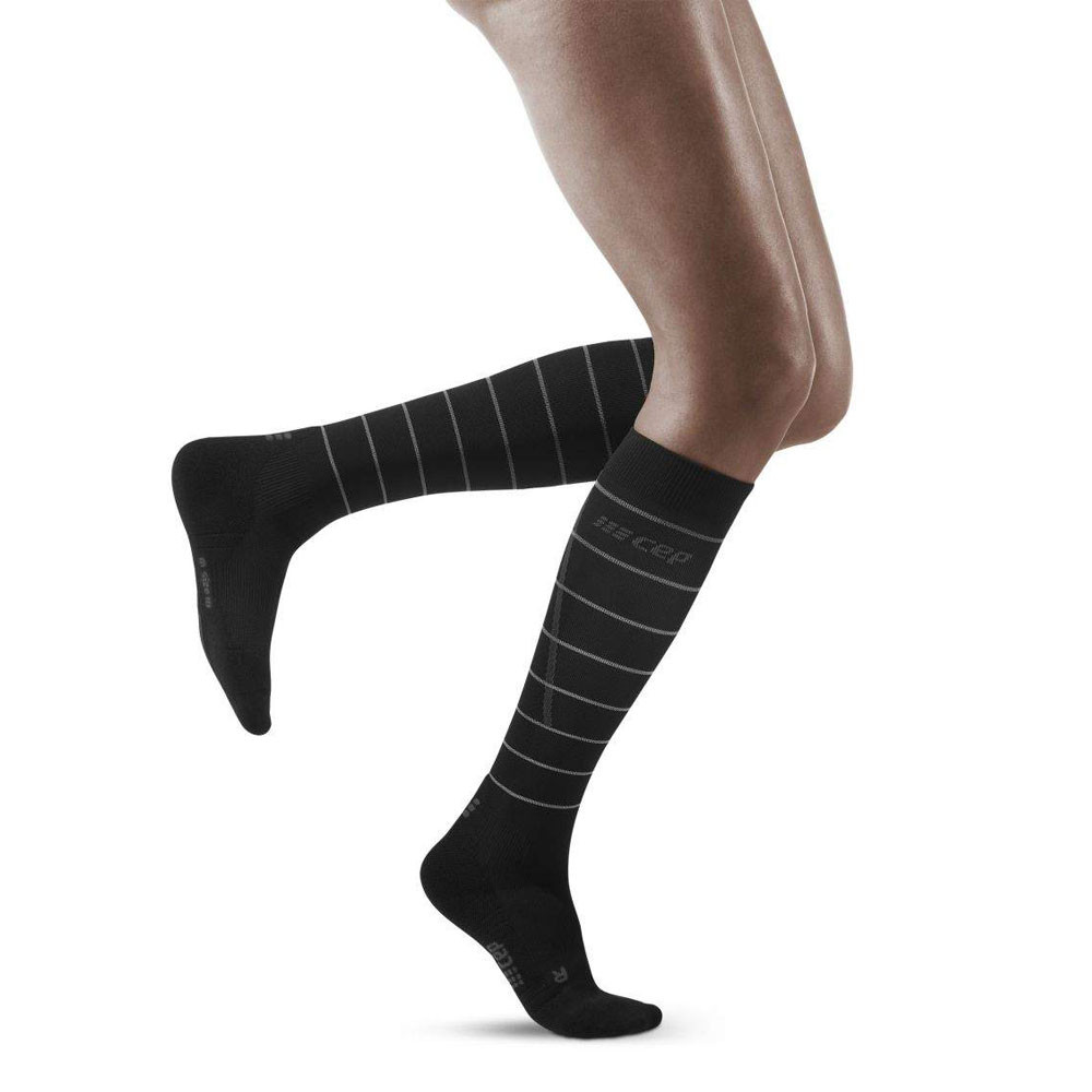 CEP Reflective Compression Women's Socks - SS21