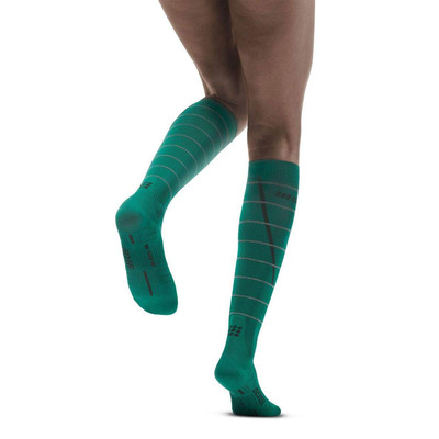 CEP Reflective Compression Women's Socks - SS21