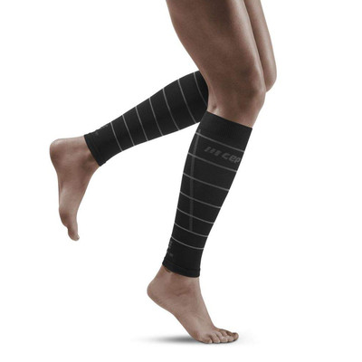 CEP Reflective Compression Women's Calf Sleeves - AW20