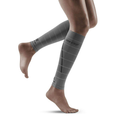 CEP Reflective Compression Women's Calf Sleeves - SS21