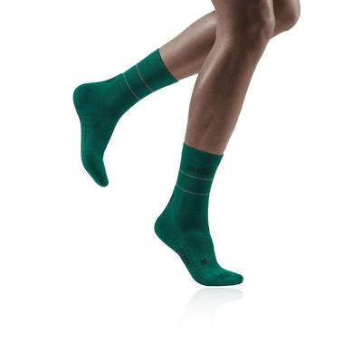 CEP Reflective compresión Mid Cut para mujer calcetines - AW20