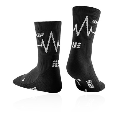 CEP Heartbeat Compression Mid Socks - SS21