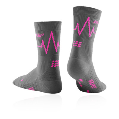 CEP Heartbeat Compression Mid Women's Socks - SS21