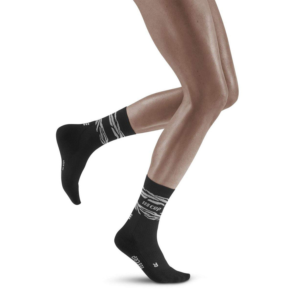 CEP Animal femmes Mid Cut chaussettes - AW21