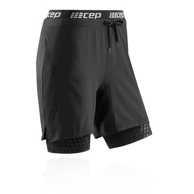 CEP Women's Performance 2in1 Shorts - AW19