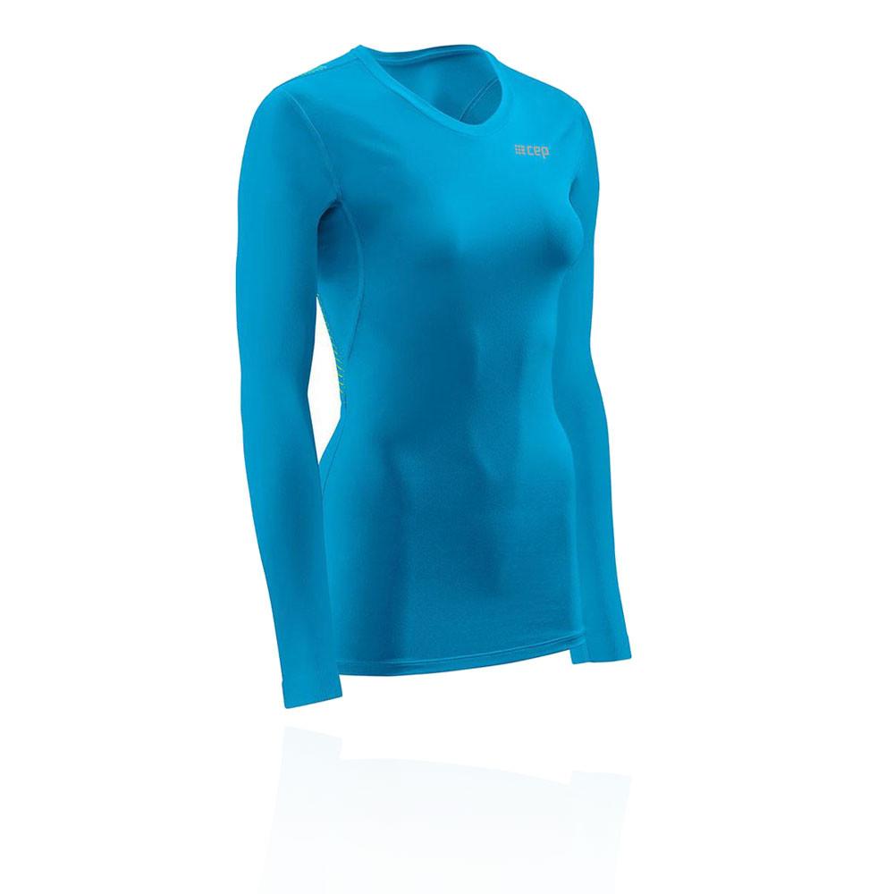 CEP Wingtech Women's Longsleeve Shirt