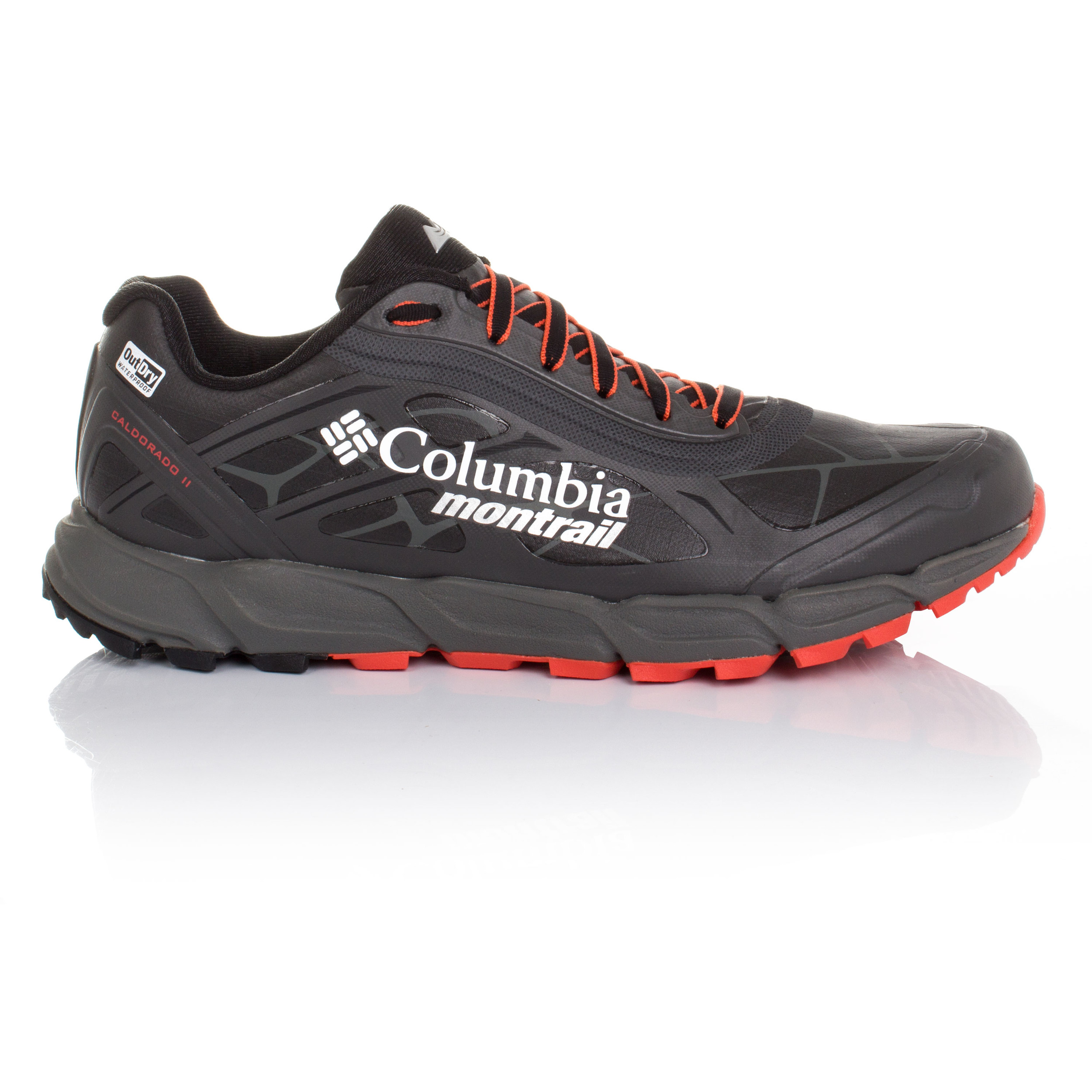 Columbia Caldorado II Outdry Women's Waterproof Trail Laufschuhe - 42 6t5Ji4t
