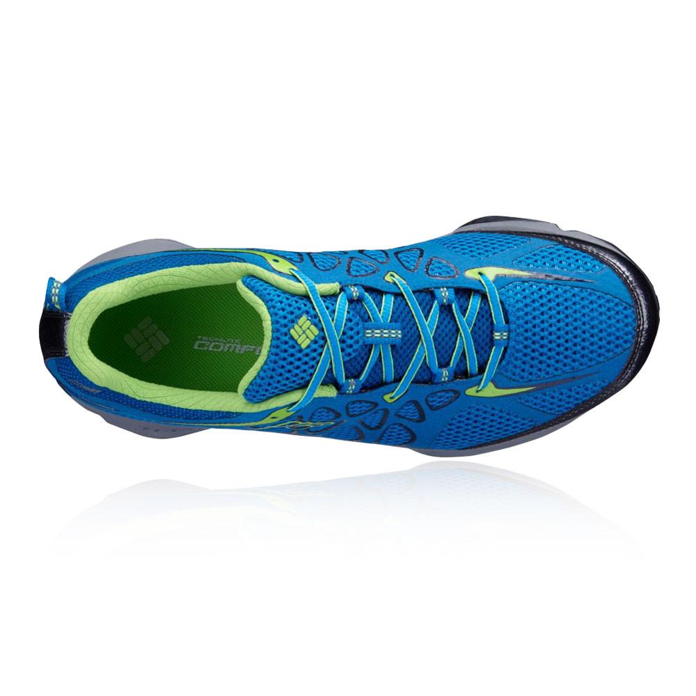 Columbia Waterproof Shoes Men Blue
