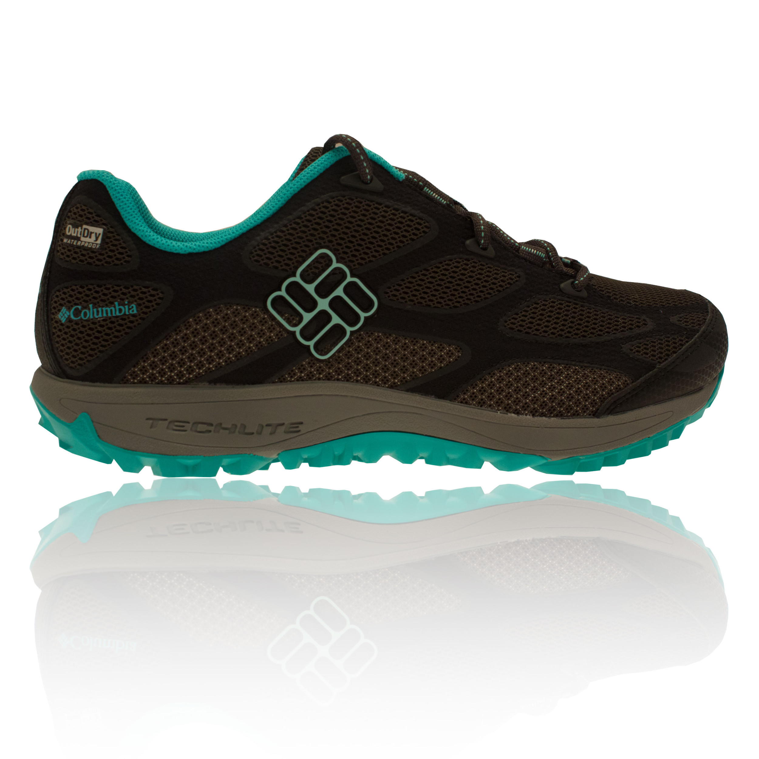 Columbia-Conspiracy-IV-Outdry-Womens-Green-Black-Waterproof-