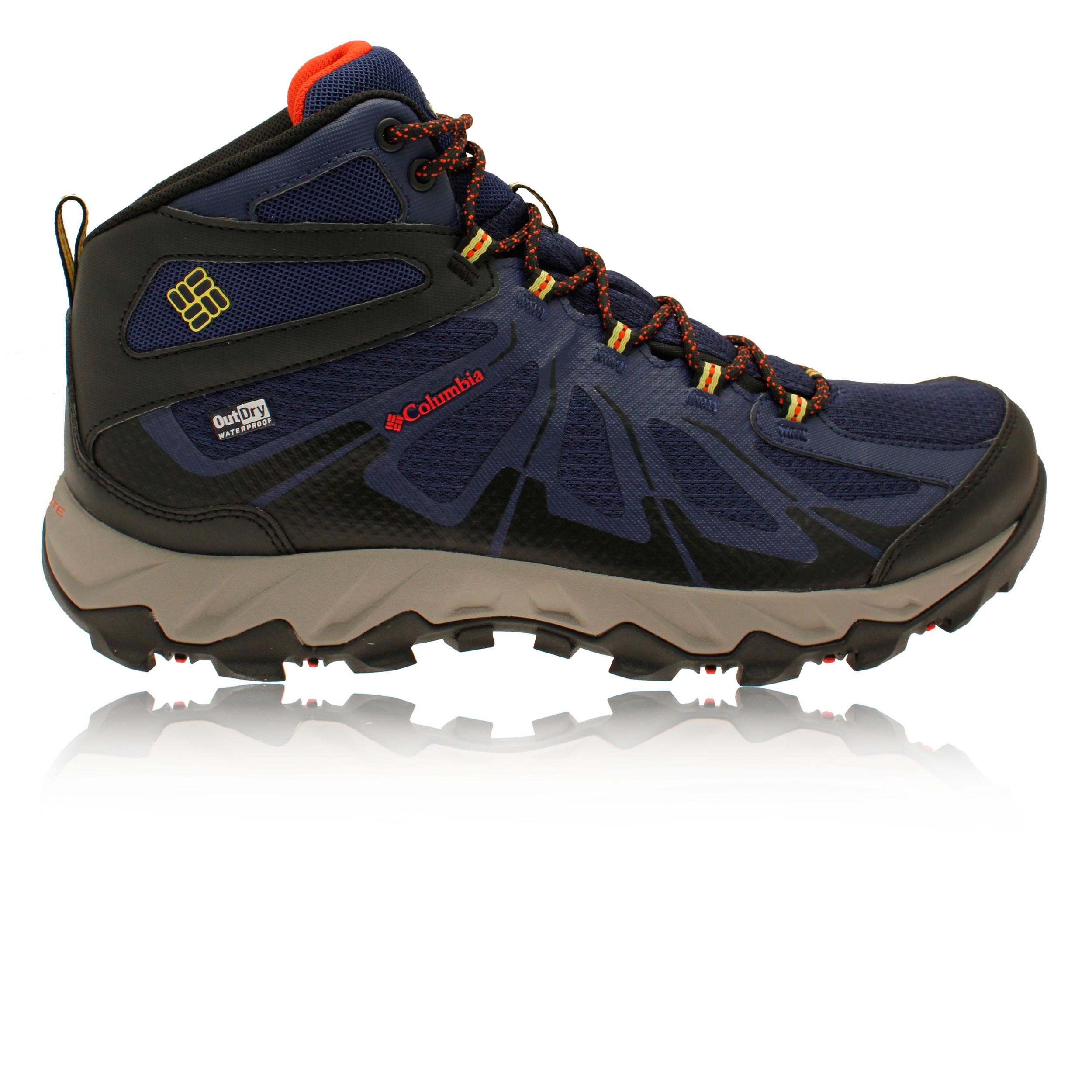Columbia Men S Peakfreak Shoe Blue