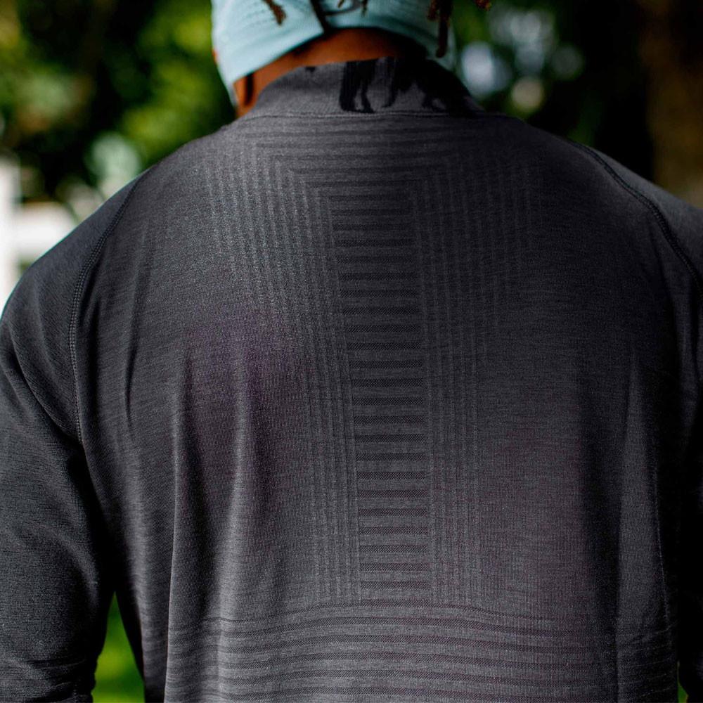 COMPRESSPORT Seamless Zip Sweatshirt AW20