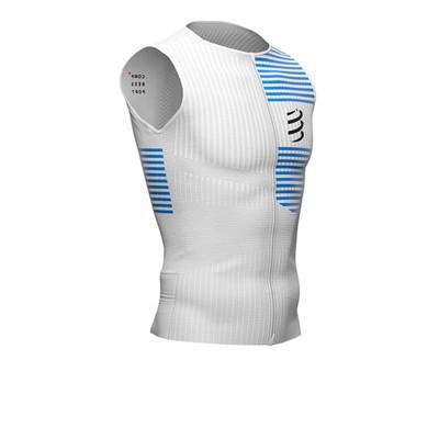 Compressport Triathlon Postural camiseta de tirantes - SS21